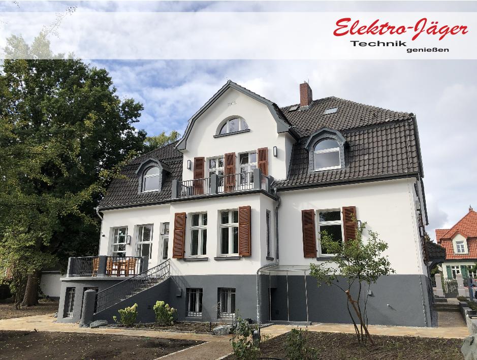 Referenz Umbau einer alten Villa